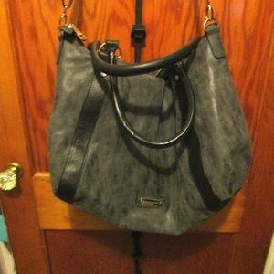 STEVE MADDEN Adjustable Strap Cross Body Bag